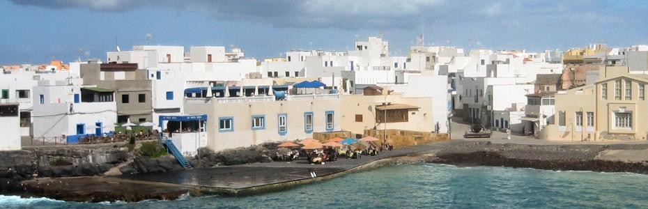 El Cotillo Harbour Fuerteventura
